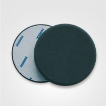 Polerrondell mjuk Riwax® 175x30 mm svart ensidigt kardborreband