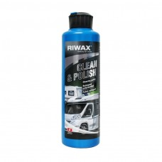 Caravan clean & polish