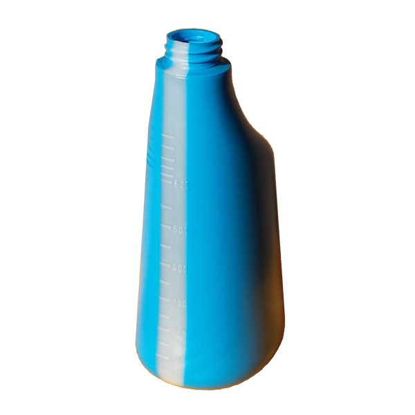 Bottle Polyethylene Blue